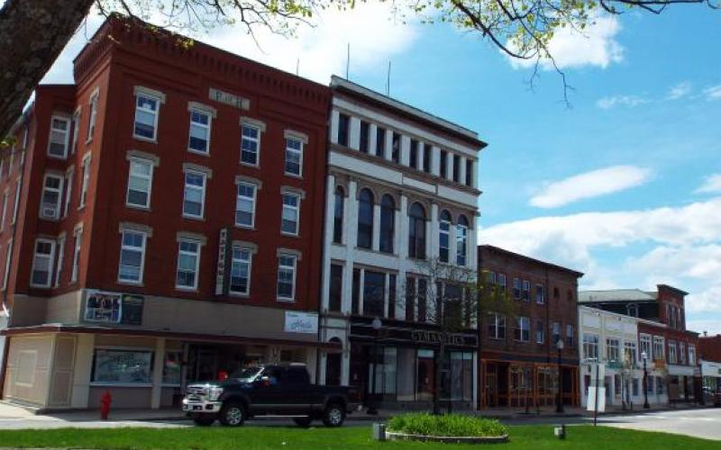 Two properties in the heart of downtown Rochester, NH